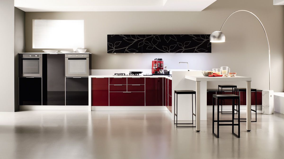 Awesome Arrex Cucine Moderne Ideas - acrylicgiftware.us ...